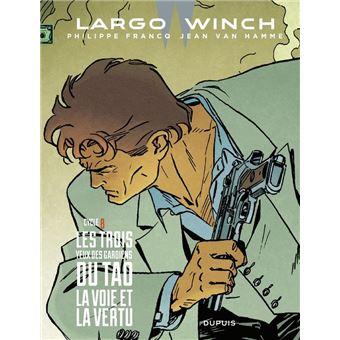 Largo Winch - Diptyques - tome 8 - Diptyque Largo Winch 8/10