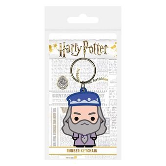 Porta-Chaves de Borracha Harry Potter - Albus Dumbledore