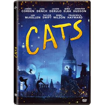 Cats - DVD
