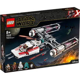 LEGO Star Wars Episode IX 75249 Y-Wing Starfighter da Resistência