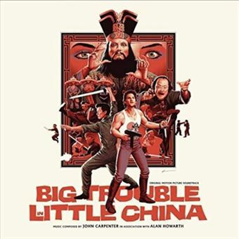 Big Trouble in Little China - 2LP 12''