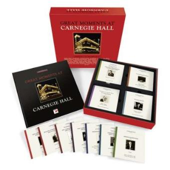 Great Moments at Carnegie Hall (43CD)