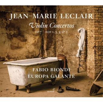 Leclair: Violin Concertos - CD