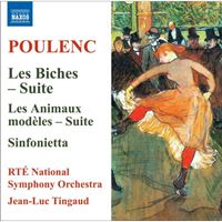 Poulenc: Les Biches - CD