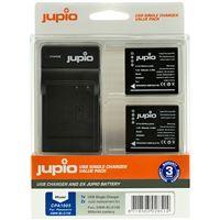 Kit Bateria + Carregador Jupio DMW-BLG10E