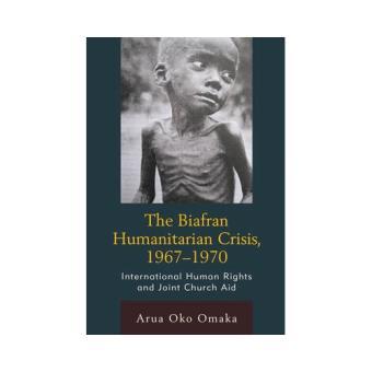 Biafran humanitarian crisis, 1967-1