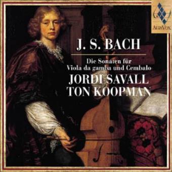 Bach | Sonatas for Viola da Gamba & Harpsichord