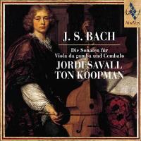 Bach   Sonatas for Viola da Gamba & Harpsichord