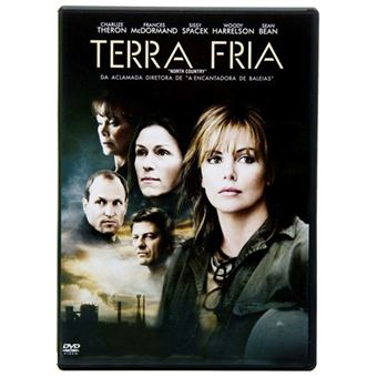 Terra Fria - DVD