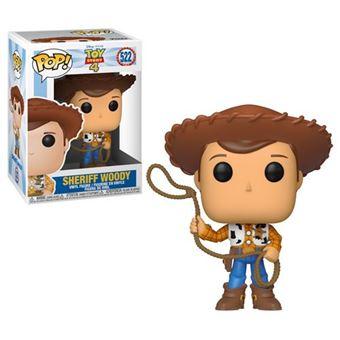 Funko Pop! Toy Story 4 Sheriff Woody