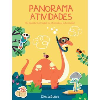 Panorama Atividades: Dinossauros