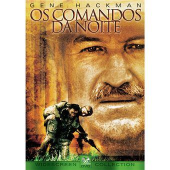 Os Comandos da Noite - DVD