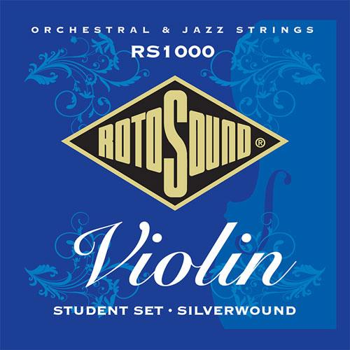 Cordas Violino Student RS1000