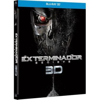 Exterminador Genesys - Edição Caixa Metálica (Blu-ray 3D)