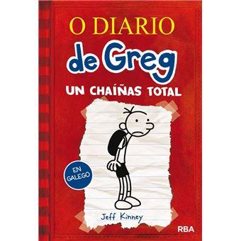 O diario de Greg #1. Un chaiñas total