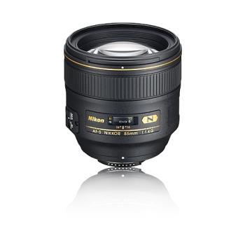Nikon Objetiva AF-S Nikkor 85mm f/1.4G