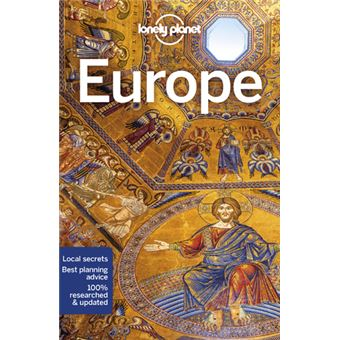 Lonely Planet Travel Guide - Europe 3