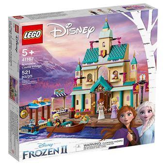 LEGO Disney Frozen 41167 A Aldeia do Castelo de Arendelle