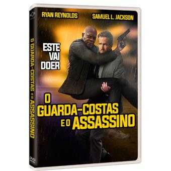 O Guarda-Costas e o Assassino (DVD)