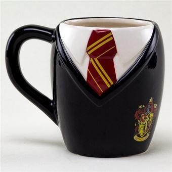 Caneca 3D Harry Potter: Gryffindor Uniform