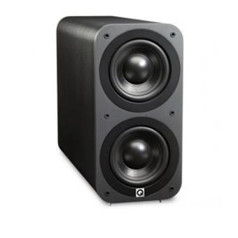 Q Acoustics Subwoofer 3070S (Preto Lacado)