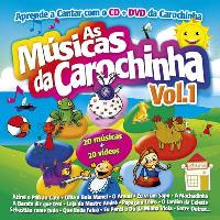 As Músicas da Carochinha Vol 1 (CD + DVD)