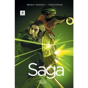 Saga - Livro 7