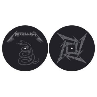 Slipmat Set: The Black Album
