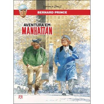 Bernard Prince - Livro 4: Aventura em Manhattan