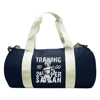 Sport Bag Dragon Ball Training to go Super Saiyan