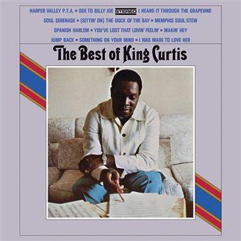 Best of King Curtis - LP 180gr