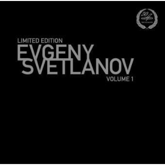 Evgeny svetlanov.. (Limited Edition)