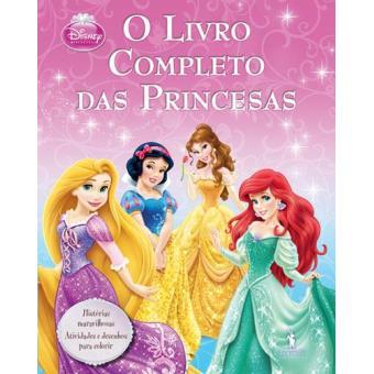 O Livro Completo das Princesas
