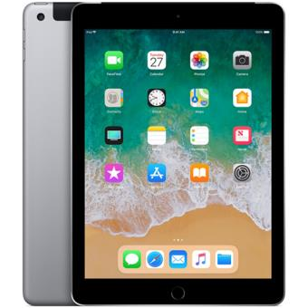 Apple iPad - 128GB WiFi + Cellular - Cinzento Sideral