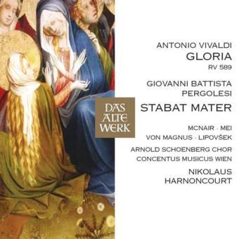 Vivaldi: Gloria & Pergolesi: Stabat Mater