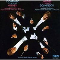 Domingo Conducts Milnes - Milnes Conducts Domingo - CD