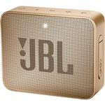 Colunas JBL Go 2 - Dourado