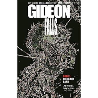 Gideon Falls - Livro 1 - The Black Barn
