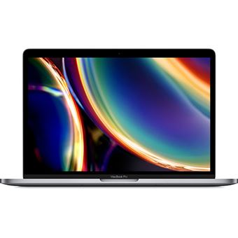 Novo Apple MacBook Pro 13'' Retina i5-2,0GHz | 16GB | 512GB | Intel Iris Plus Graphics com  Magic Keyboard Touch Bar e Touch ID - Cinzento Sideral