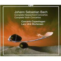 Bach: Integral Conciertos Violin y de Clave - 5CD