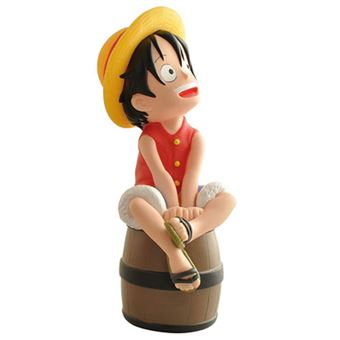 Mealheiro One Piece: Luffy on His Barrel