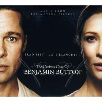 BSO The Curious Case Of Benjamin Button (2CD)
