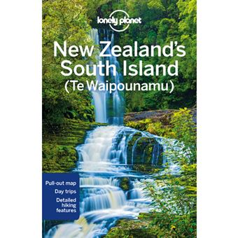 Lonely Planet Travel Guide - New Zealand's South Island