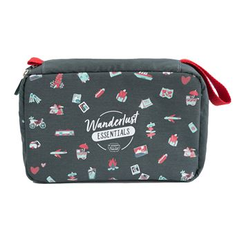 Bolsa Necessaire para Viagem Mr. Wonderful - Wanderlust Essentials