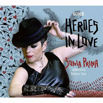 Gluck: Heroes in Love - CD