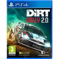Dirt Rally 2.0 - Day One Edition - PS4 + DLC