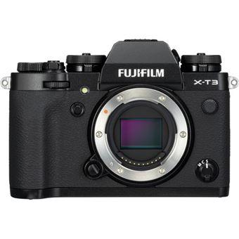 Fujifilm X-T3 - Corpo - Preto
