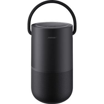 Coluna Wireless Multiroom Bose Portable Home Speaker com Google Assistant - Black