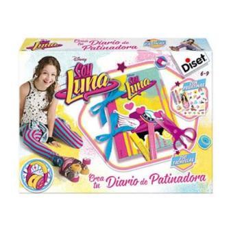 Cria o Teu Diário de Patinadora Soy Luna