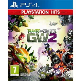 Plants Vs Zombies Garden Warfare 2 Playstation Hits - PS4